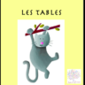 6e jeu de cartes du mistrigri - tables de multiplication